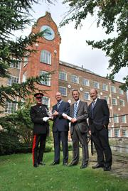 Renishaw receives its 13th Queen's Award