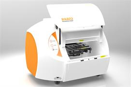 The Renishaw RA802 Pharmaceutical Analyser