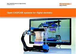 Brochure:  Open CAD/CAM systems for digital dentistry
